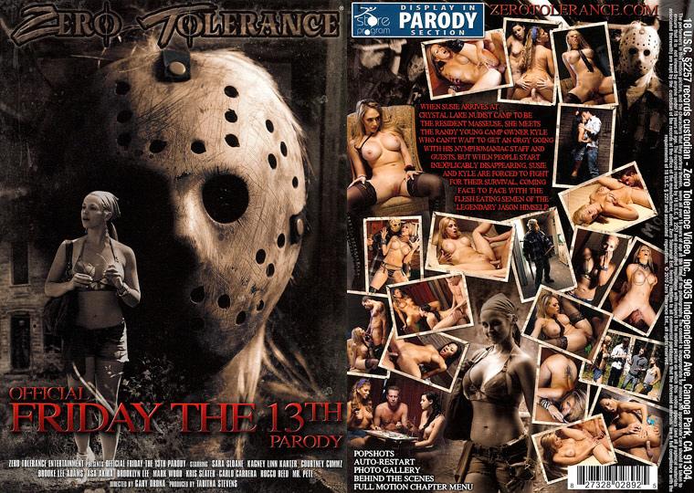 Friday the 13th xxx parody